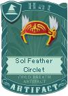 Sol Feather Circlet 1