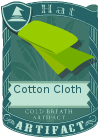 Cotton Cloth Green