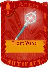 Frost Wand