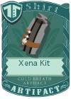 Xena Kit Grey