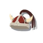 Bronze Helmet Lithe Tail Red 1