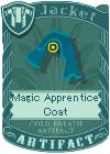 Magic Apprentice Coat