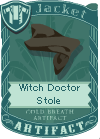Witch Doctor Stole