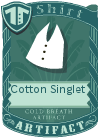Cotton Singlet
