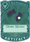 Clown Gloves