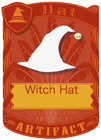 Witch Hat White