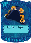 Griffin Cape Blue