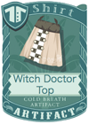 Witch Doctor Top Girl