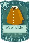Wool kirtle mint