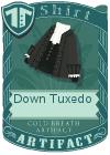 Down Tuxedo 1Black