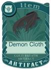 Demon Cloth