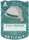 Iron Helmet 2