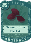 Scales of the Basilisk