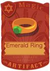 Emerald Ring1
