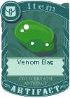 Venom Bag