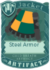 Steel Armor Yellow Green