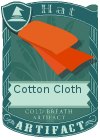 Cotton Cloth Red
