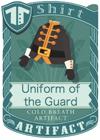 Uniform of the Guard