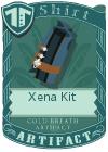 Xena Kit Blue