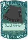 Steel Armor Black
