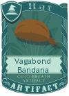Vagabond Bandana Brown
