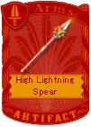 High Lightning Spear