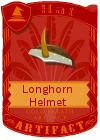 Longhorn Helmet