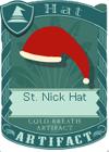 St. Nick Hat 2