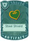 Steel Shield Green