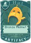 Bronze Helmet 5