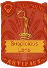 Suspicious Lens White