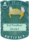 Sol Feather Circlet
