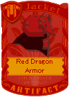 Red Dragon Armor