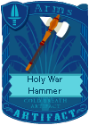 Holy War Hammer