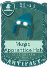 Magic Apprentice Hat Blue