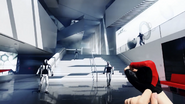 Mirror's Edge Silvine Security