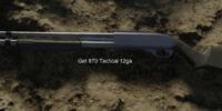 870 Tactical 12ga