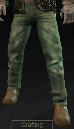 Acid Washed Jeans Paperdoll