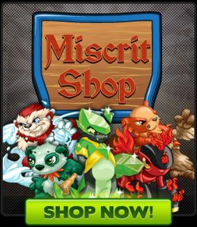 Miscrit Shop