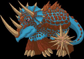 Triceratron