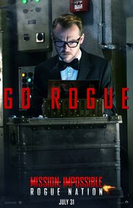 Mission Impossible Rogue Nation poster 8