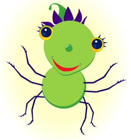 File:Miss Spider's Sunny Patch Friends Kids Cartoon 2-D Squirt Glow.png