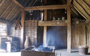 West Stow Saxon Cottage