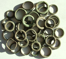 Keltisches Ringgeld Ars-Aeterna P1662