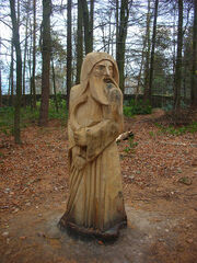 Son of Gandalf, the druid 2007-11-17.jpg