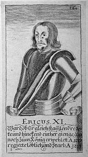 Ericus XI