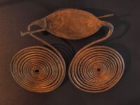 Haarknotenfibel Hamburg 1200 v.Chr