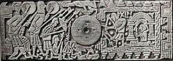Runenkästchen von Auzon Deckel 2009-02-15