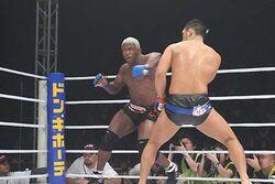 Randleman vs Kawamura