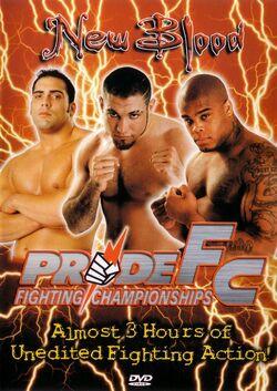 Pride 9 DVD cover